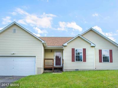 Winchester Single Family Home For Sale: 108 Dots Way