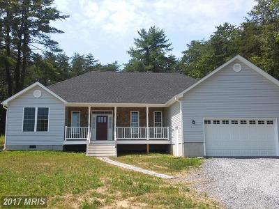 Winchester Single Family Home For Sale: 314 Bass Lane
