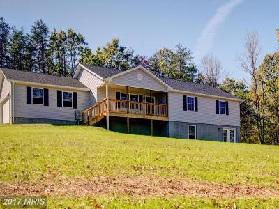 Winchester Single Family Home For Sale: Denim Court