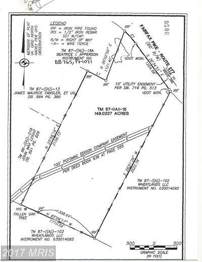 Frederick Single Family Home For Sale: 1702 Fairfax Pike