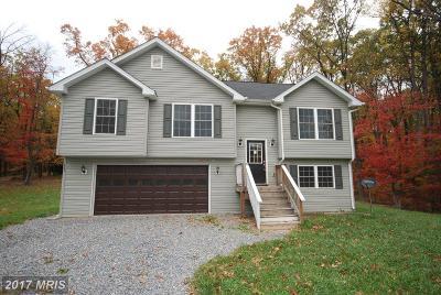 Frederick Single Family Home For Sale: 103 Echota Trail