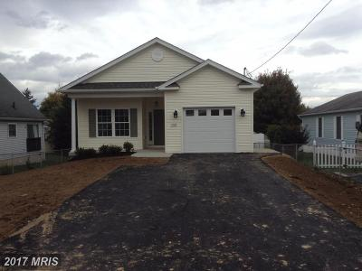 Frederick Single Family Home For Sale: 152 Royal