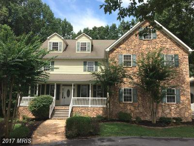 Frederick, Shenandoah, Warren, Winchester City Rental For Rent: 447 Westernview Drive