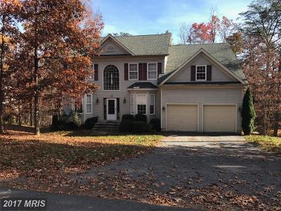 Frederick, Shenandoah, Warren, Winchester City Rental For Rent: 116 Country Club Drive