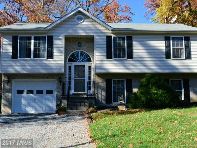 Frederick Single Family Home For Sale: 124 Graywolf Trail