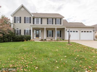 Frederick Single Family Home For Sale: 105 Dewberry Drive