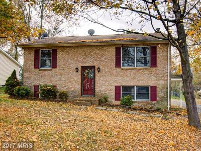 Frederick Single Family Home For Sale: 2324 Senseny Road