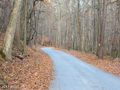 Frederick Residential Lots & Land For Sale: Wardensville Grade