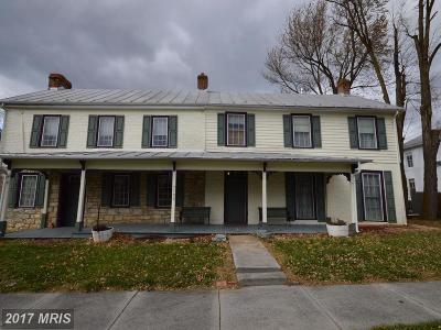 Middletown Single Family Home For Sale: 7793 Main Street