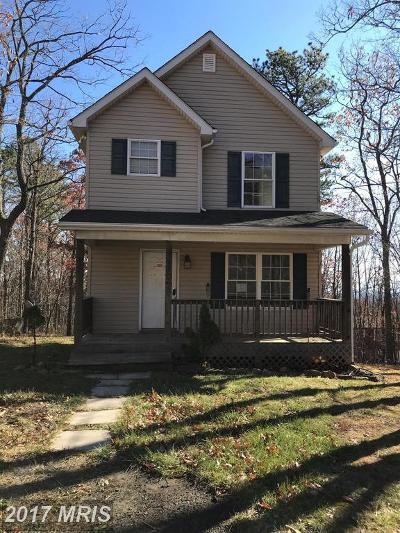Winchester Single Family Home For Sale: 410 Bluebird Trail