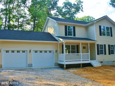 Winchester Single Family Home For Sale: 119 Doe Trail