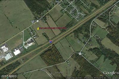 Middletown Residential Lots & Land For Sale: Valley Pike