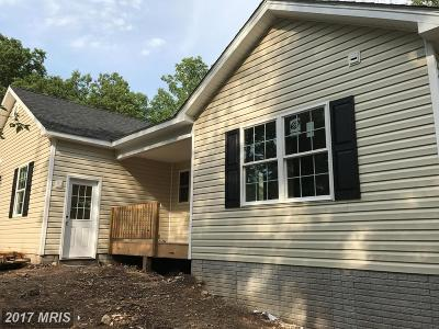 Winchester Single Family Home For Sale: Brush Creek Road