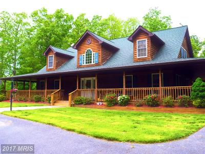 Frederick Single Family Home For Sale: 495 McCubbin Road