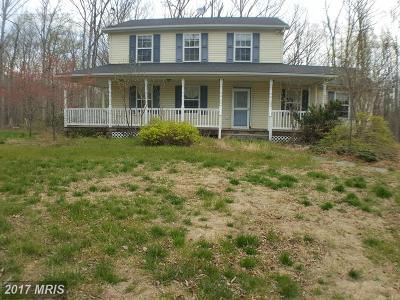Frederick Single Family Home For Sale: 306 Mountain Falls Boulevard