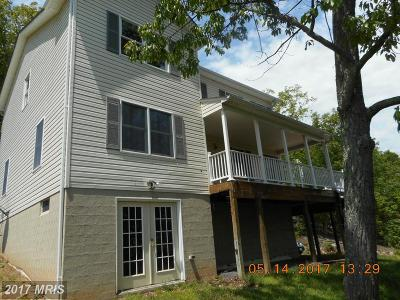 Frederick Single Family Home For Sale: 339 Cutting Edge Lane