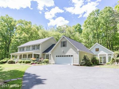 Frederick Single Family Home For Sale: 516 Poorhouse Road