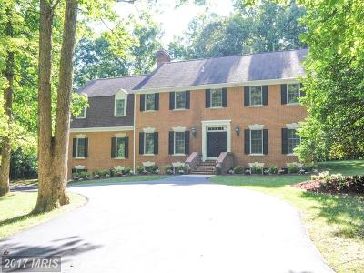 Fairfax Station VA Single Family Home For Sale: $1,075,000
