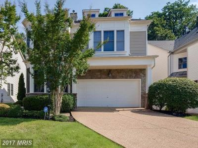 Kingstowne Single Family Home For Sale: 5658 Tower Hill Circle