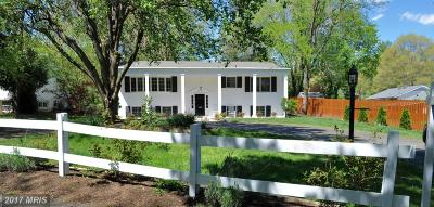Alexandria Rental For Rent: 1605 Fort Hunt Court