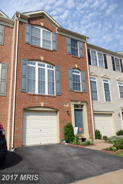 Faircrest Townhouse For Sale: 5331 Rosemallow Circle