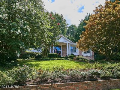 McLean VA Single Family Home For Sale: $1,149,000