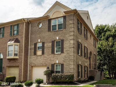 Kingstowne Townhouse For Sale: 5953 Norham Drive
