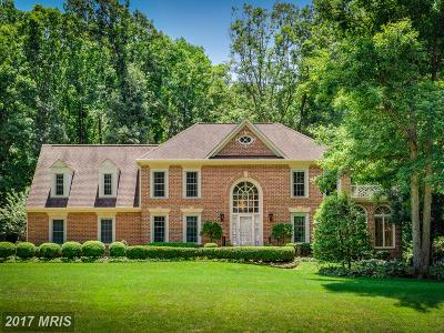 Fairfax Station Single Family Home For Sale: 9903 Shady Slope Court
