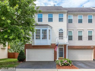 Kingstowne Townhouse For Sale: 5127 Ballycastle Circle