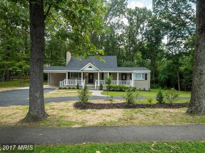 Annandale Single Family Home For Sale: 7707 Trammell Road