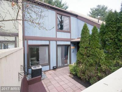 Reston Townhouse For Sale: 11070 Saffold Way