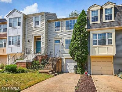 Fairfax VA Townhouse For Sale: $399,000
