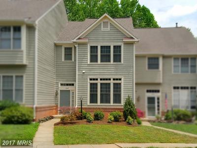 Reston Townhouse For Sale: 1229 Weatherstone Court