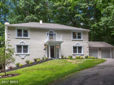 Fairfax Station VA Single Family Home For Sale: $742,500