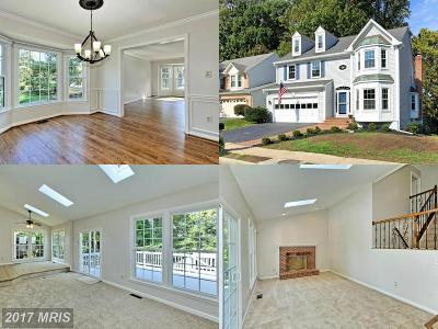 Fairfax Station VA Single Family Home For Sale: $679,000