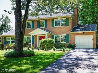 Mc Lean, Mclean Single Family Home For Sale: 7817 Falstaff Road
