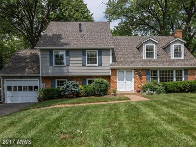 Mclean Single Family Home For Sale: 8004 Birnam Wood Drive