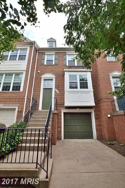 Reston Townhouse For Sale: 12019 Edgemere Circle