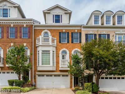 Mclean Townhouse For Sale: 7720 Spoleto Lane #51