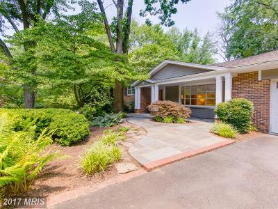 Mclean Single Family Home For Sale: 7506 Box Elder Court