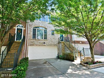 Vienna Townhouse For Sale: 9423 Colonade Drive