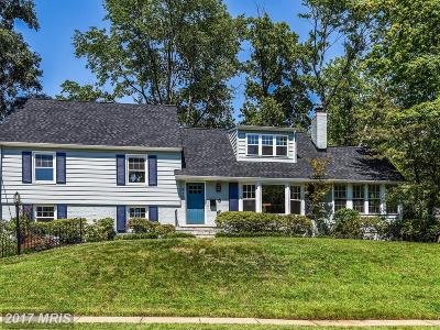 Alexandria Single Family Home For Sale: 910 Dewolfe Drive