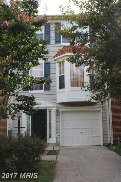 Townhouse For Sale: 13521 Bannacker Place