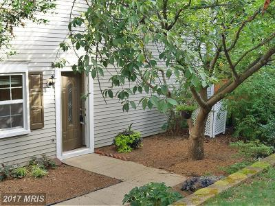 Chantilly VA Townhouse For Sale: $224,990
