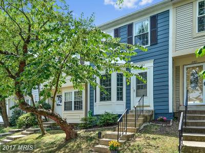Townhouse For Sale: 6982 Old Brentford Road