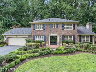 Fairfax Single Family Home For Sale: 8908 Lynnhurst Drive