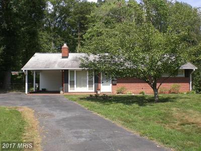 Single Family Home For Sale: 4514 Sturbridge Place