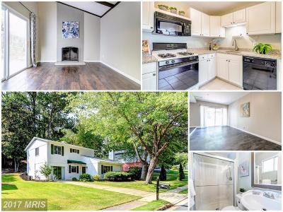 Burke Single Family Home For Sale: 9053 Andromeda Drive