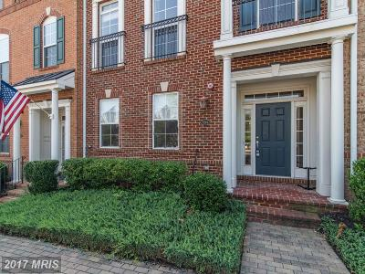 Herndon Townhouse For Sale: 804 Grace Street
