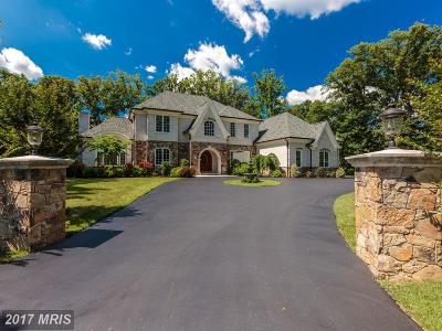 Great Falls VA Single Family Home For Sale: $3,885,000